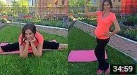 Беременность и упражнения