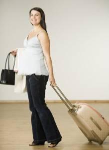 беременность и путешествия